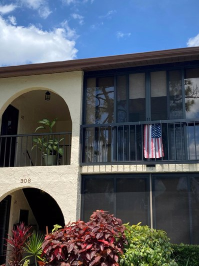 308 Knotty Pine Circle UNIT D-2, Greenacres, FL 33463 - MLS#: RX-10618035