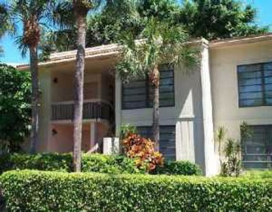 6904 Willow Wood Drive UNIT 102, Boca Raton, FL 33434 - #: RX-9965252