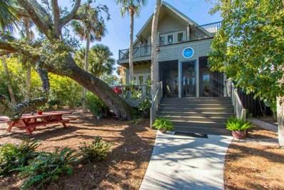 141 Washington Street, St Augustine, FL 32084 - #: 183848