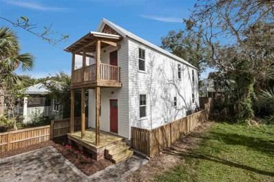 139 Twine Street, St Augustine, FL 32084 - #: 185161
