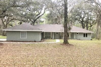 657 River Forest Dr, St Augustine, FL 32092 - #: 186815
