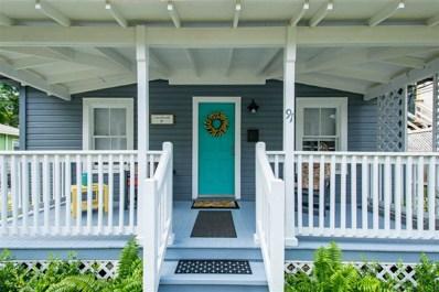 91 Keith Street, St Augustine, FL 32084 - #: 188901