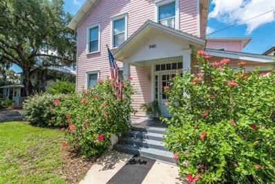 340 Charlotte Street, St Augustine, FL 32084 - #: 190481