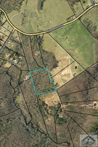 Rock Quarry Drive 10.5+\/- Acres, Danielsville, GA 30633 - #: 966823