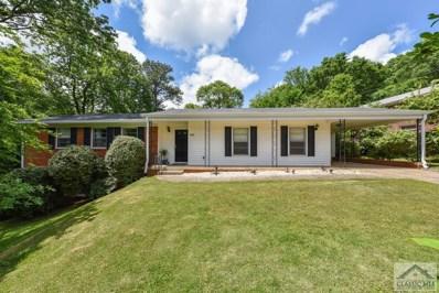 280 Pine Valley Drive, Athens, GA 30606 - #: 968818