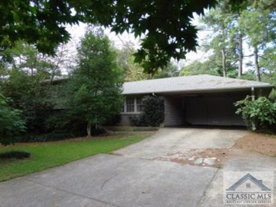 240 Forest Road, Athens, GA 30605 - #: 968967