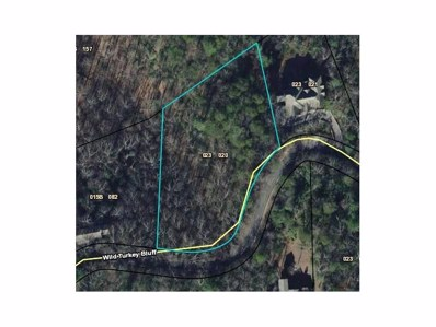 1012 Wild Turkey Blf, Jasper, GA 30143 - MLS#: 5745516