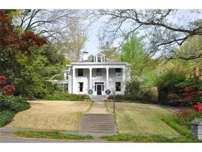 1102 Springdale Rd NE, Atlanta, GA 30306 - MLS#: 5804141