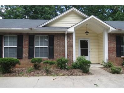 4085 Hidden Hollow Dr UNIT B, Gainesville, GA 30506 - MLS#: 5852511