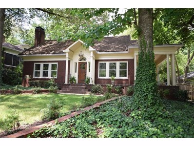 1336 Harvard Rd NE, Atlanta, GA 30306 - MLS#: 5871192