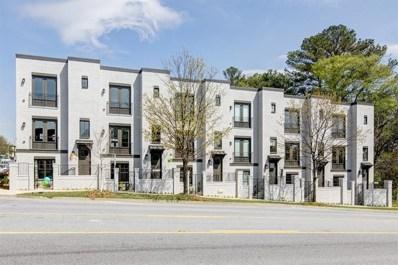 713 Taylor Cts NE UNIT 13, Atlanta, GA 30324 - MLS#: 5882999