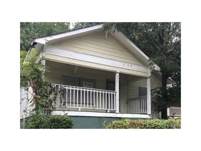 892 Spencer St NW, Atlanta, GA 30314 - MLS#: 5918957
