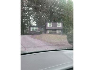 921 Park West Ln, Stone Mountain, GA 30088 - #: 5922249
