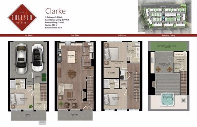 2 Chelsea Cir NW UNIT 2, Atlanta, GA 30318 - MLS#: 5936184