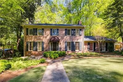 2848 Woodland Park Dr NE, Atlanta, GA 30345 - MLS#: 5938066