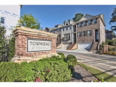1955 Townsend Cts NE UNIT 19, Atlanta, GA 30329 - MLS#: 5941524