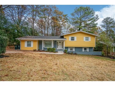 2640 Casher Dr, Decatur, GA 30034 - MLS#: 5943093