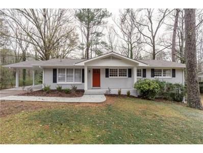 1767 Dodson Dr SW, Atlanta, GA 30311 - MLS#: 5944810