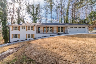 2407 Sagamore Hills Dr, Decatur, GA 30033 - MLS#: 5945457