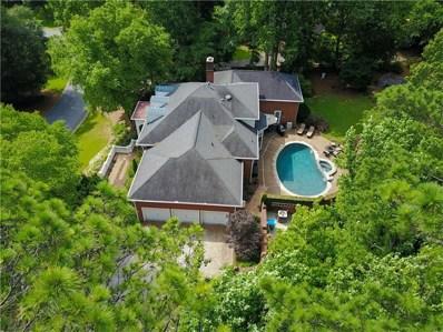 3700 River Mansion Dr, Peachtree Corners, GA 30096 - MLS#: 5946181