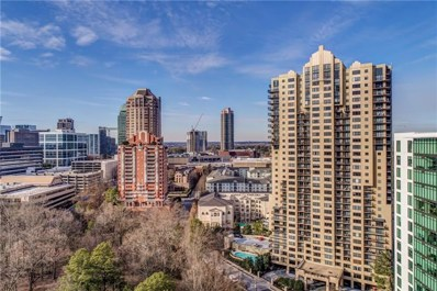 3481 Lakeside Dr NE UNIT 1407, Atlanta, GA 30326 - MLS#: 5947743