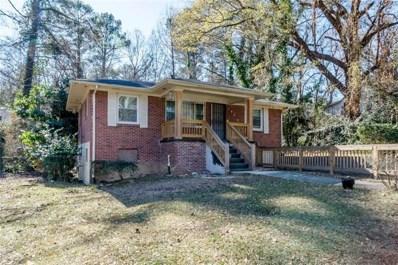 3456 Thompson Dr NW, Atlanta, GA 30331 - MLS#: 5951061