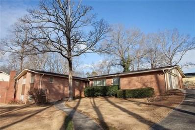 210 Cherokee Cir, Cedartown, GA 30125 - MLS#: 5951776