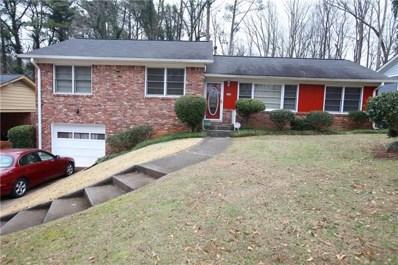 1456 Thomas Rd, Decatur, GA 30030 - MLS#: 5955243