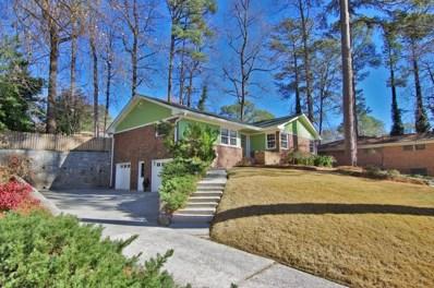 1210 Lenox Cir NE, Atlanta, GA 30306 - MLS#: 5955446
