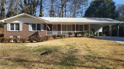 1508 Sagewood Cir, Stone Mountain, GA 30083 - MLS#: 5956203