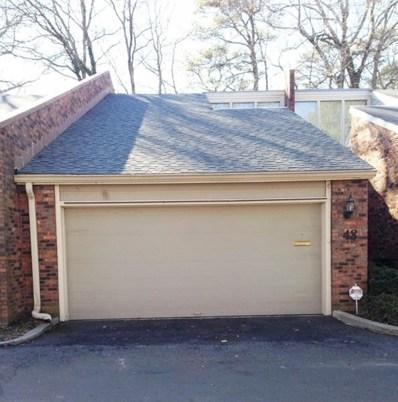 2100 Howell Mill Rd NW UNIT 48, Atlanta, GA 30318 - MLS#: 5957051