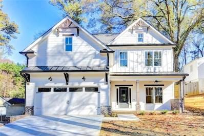 1368 Arnold Ave NE, Atlanta, GA 30324 - MLS#: 5957484