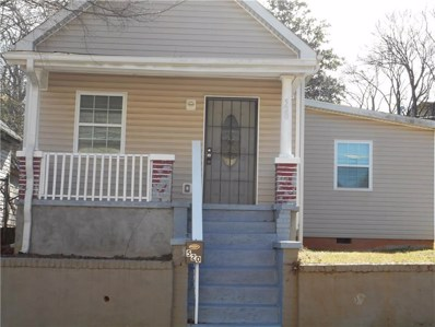 520 SW Arthur St SW, Atlanta, GA 30310 - MLS#: 5957869