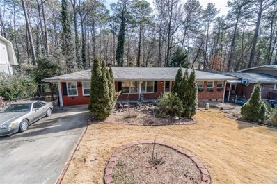 2473 Woodacres Rd NE, Atlanta, GA 30345 - MLS#: 5959923
