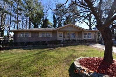 1040 Clifton Cir SE, Smyrna, GA 30080 - MLS#: 5960120