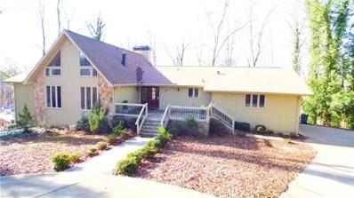 522 N Lake Drive, Canton, GA 30115 - MLS#: 5960143