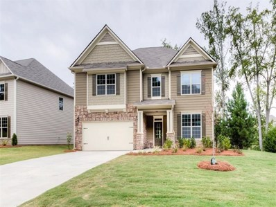 345 Silverwood Dr, Dallas, GA 30157 - MLS#: 5962764