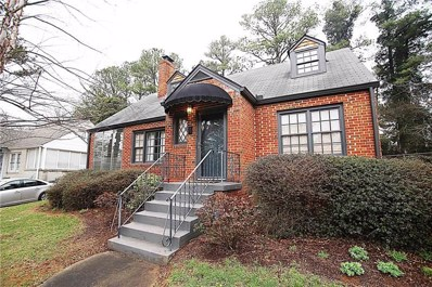 1708 Brewer Blvd SW, Atlanta, GA 30310 - MLS#: 5964548