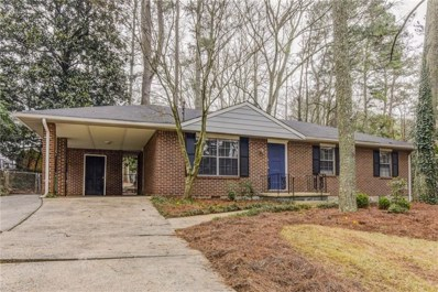 1353 Talcott Pl, Decatur, GA 30033 - MLS#: 5967591