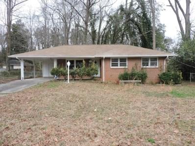 506 Shady Lane, Forest Park, GA 30297 - MLS#: 5968090