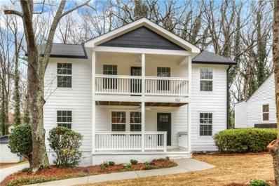 381 Eleanor St SE, Atlanta, GA 30317 - MLS#: 5968373