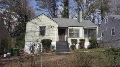 1769 S Olympian Way SW, Atlanta, GA 30310 - MLS#: 5968945