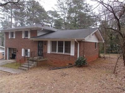 1786 Gretna Green Way, Decatur, GA 30035 - MLS#: 5970414
