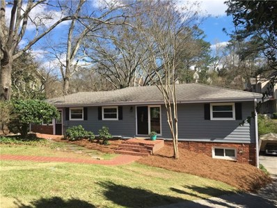 4299 Rickenbacker Way NE, Atlanta, GA 30342 - MLS#: 5971198
