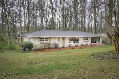 2849 Sylvan Ramble Rd NE, Atlanta, GA 30345 - MLS#: 5973105