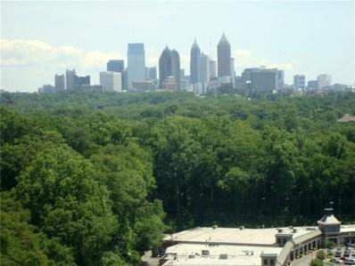 2479 Peachtree Rd NE UNIT 1410, Atlanta, GA 30305 - MLS#: 5973209