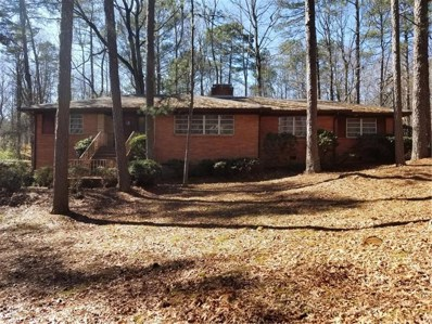 3035 Baker Ridge Dr NW, Atlanta, GA 30318 - MLS#: 5973515