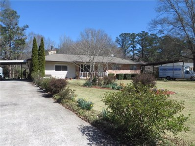 3772 Sharon Dr, Powder Springs, GA 30127 - MLS#: 5973526