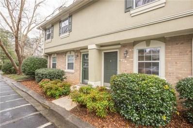 6900 Roswell Rd UNIT E2, Atlanta, GA 30328 - MLS#: 5973531
