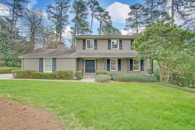 4609 Kings Down Cts, Dunwoody, GA 30338 - MLS#: 5976357